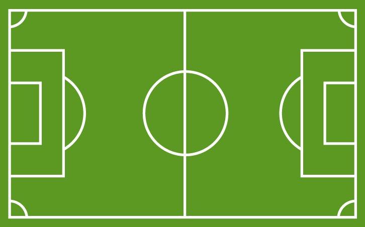 Medidas De Canchas De Fútbol 5 En Montevideo El Clásico Fútbol 5